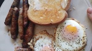 Breakfast.... mmmm.